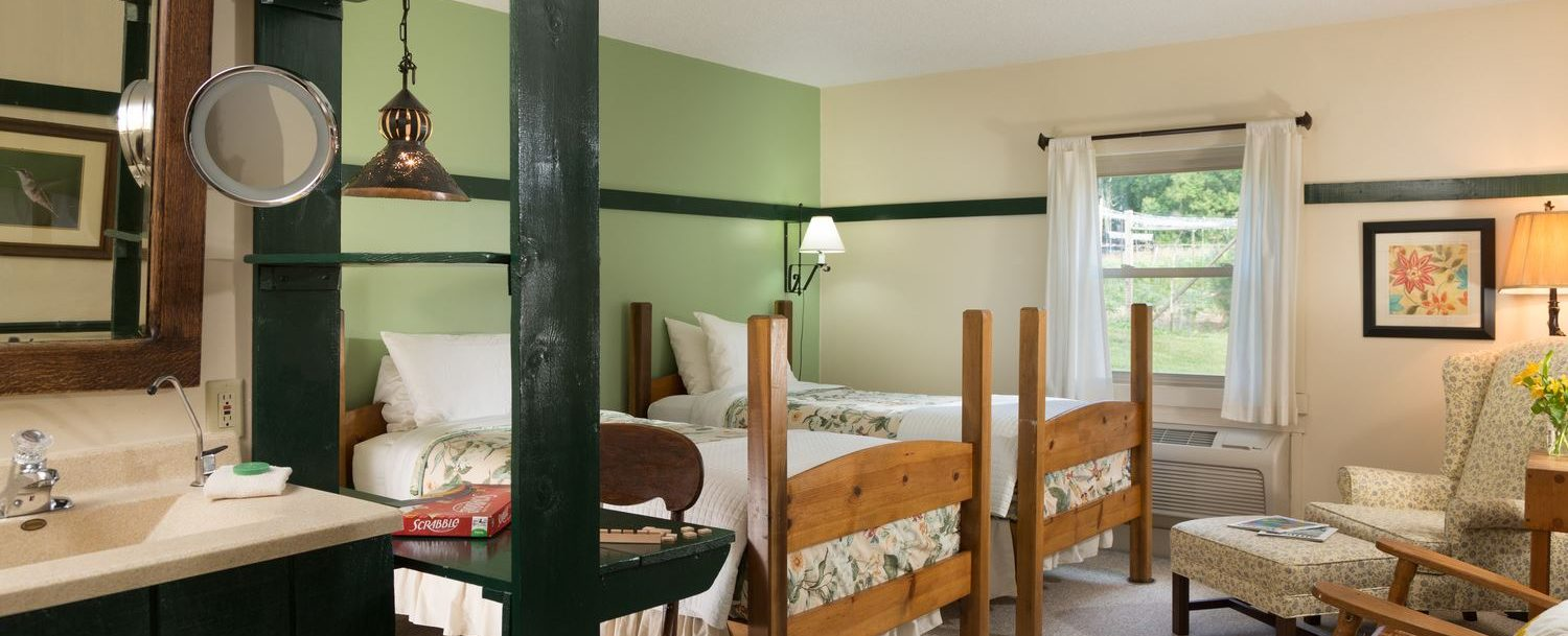 Rooms With Two Twins
