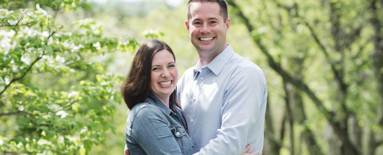 Zac & Lauren Standing